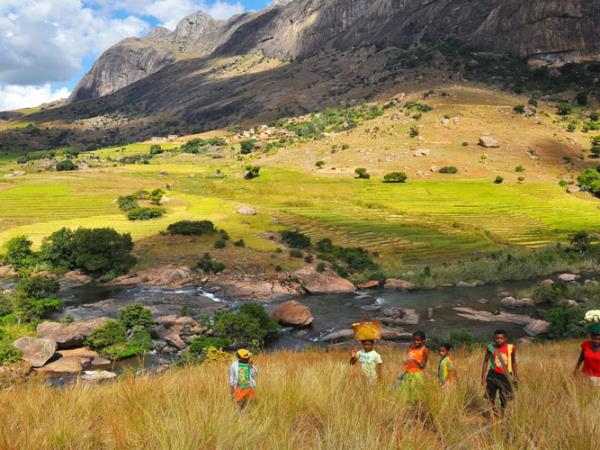 Madagascar conservation holiday