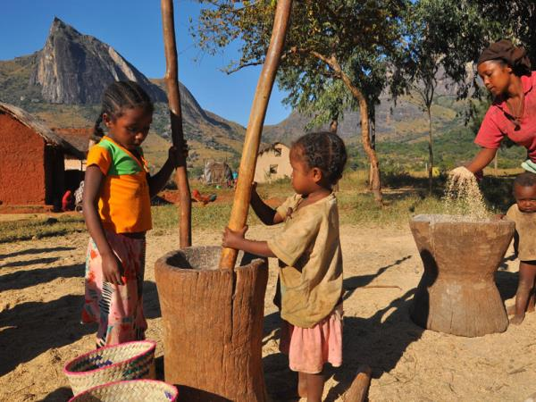 Southern Madagascar family vacation, wild country & whales