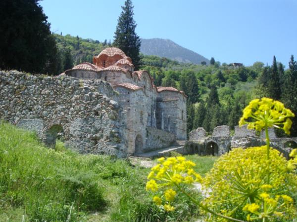 Greece archaeology and activity vacation