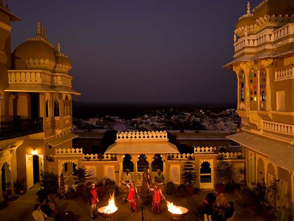 Christmas vacation in Rajasthan