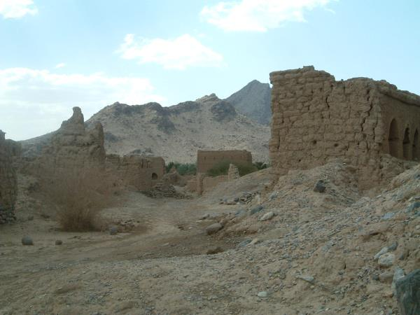 Trekking vacation in Oman, the SAS route