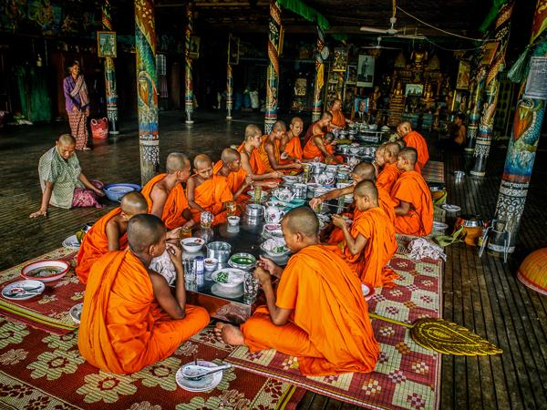 Cambodia photography vacation & Angkor temples