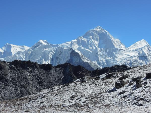 Everest trekking tour, small group