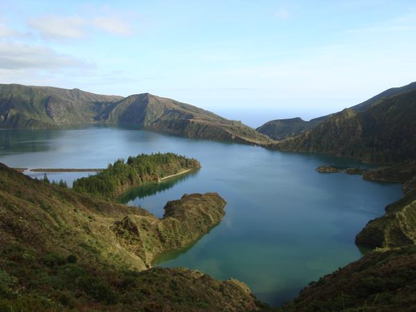 Azores activity holiday, incl swimming with dolphin