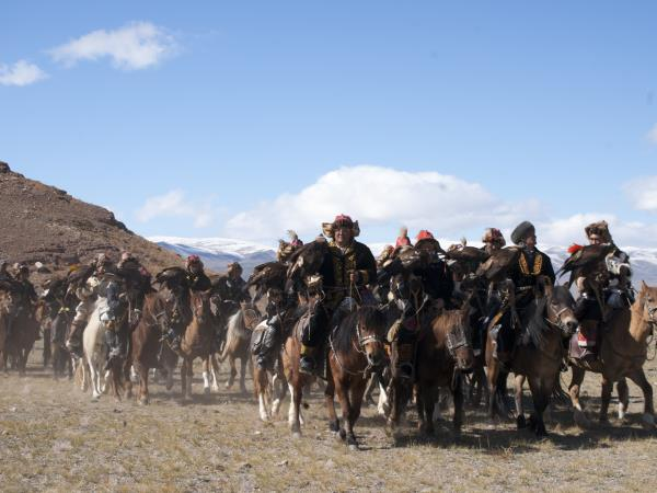 Central Asia overland vacation