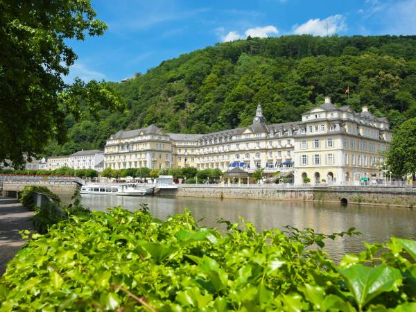 Hiking & wellness holiday in Bad Ems, Germany
