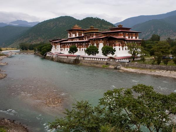 Bhutan and Thailand luxury vacation