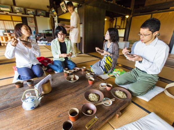 Japan tour, village traditions