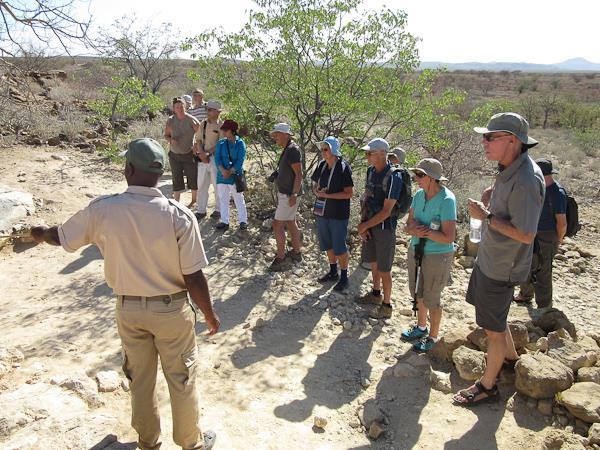 Cape to Windhoek Namibia Desert small group lodge tour