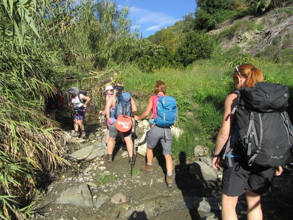 Guided walking holiday in the Alpujarras, Spain
