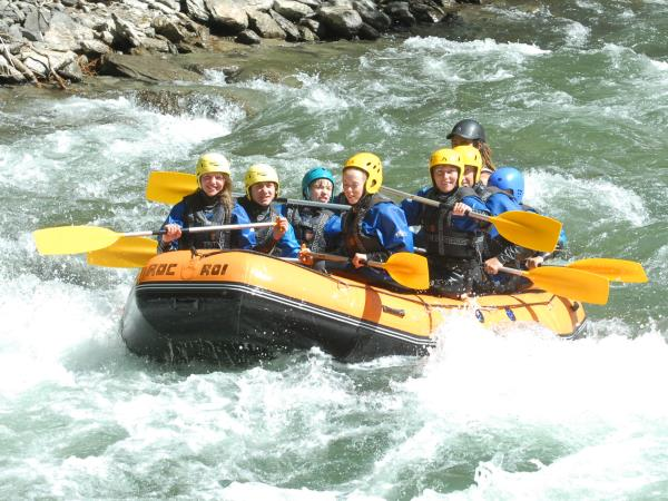 Catalan Pyrenees family activity vacation