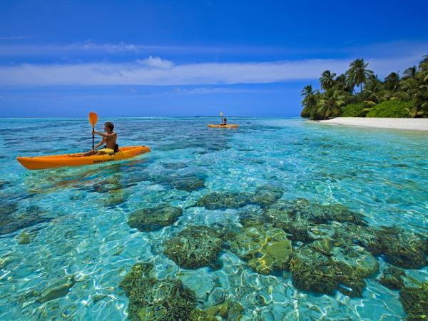Maldives holiday, local islands & resort stay