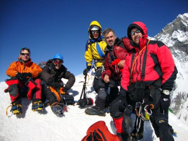 Everest Base Camp with Island Peak tour
