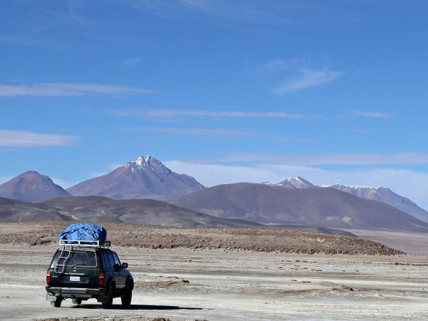 Bolivia small group tour, Lowlands to The Andes