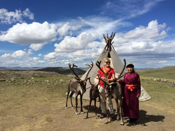 Highlights of Mongolia, small group tour