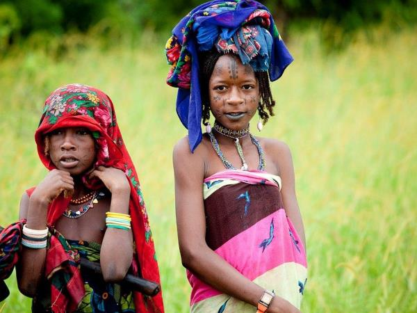 Cameroon vacation, Tribal lands
