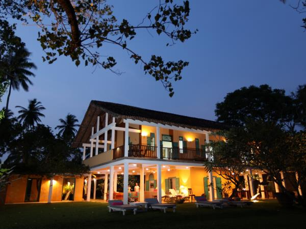 Sri Lanka vacation with boutique hotels
