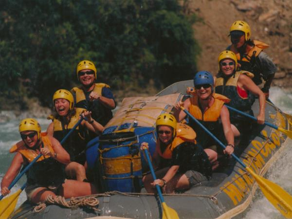 Chitwan safari & rafting in Nepal