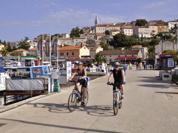 Croatia self guided biking vacation, Istrian Peninsula