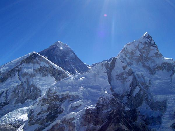 Everest Base Camp trekking vacation, Nepal
