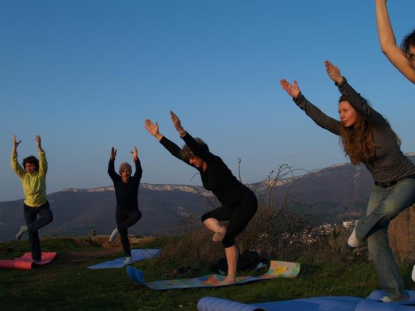 Yoga and hiking vacation in Bulgaria