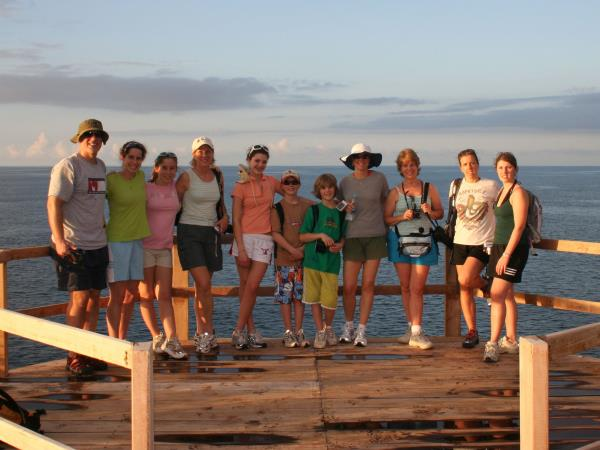 Galapagos family adventure vacation