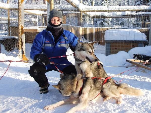Winter vacation in Finnish Lapland, tailor made