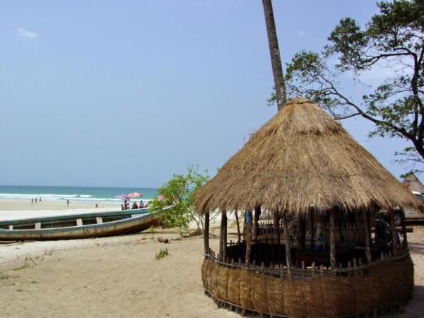 Sierra Leone vacation, Forts, Chimps and Beaches