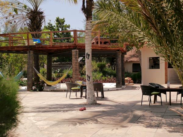 Gambia vacation accommodation