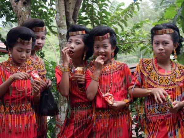Cultural vacation in Indonesia