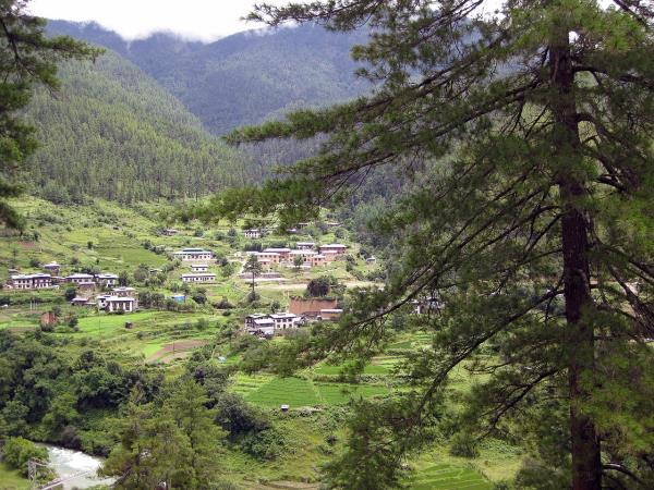 Bhutan vacations, tailor made
