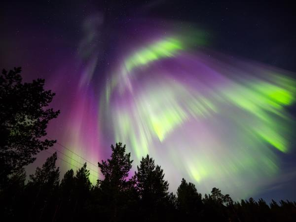 Northern Lights holiday, Norway & Finnish Lapland