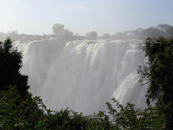 Victoria Falls & luxury rail vacation, Southern Africa