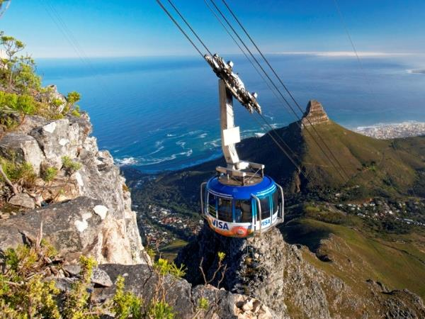 South Africa & Mauritius holiday