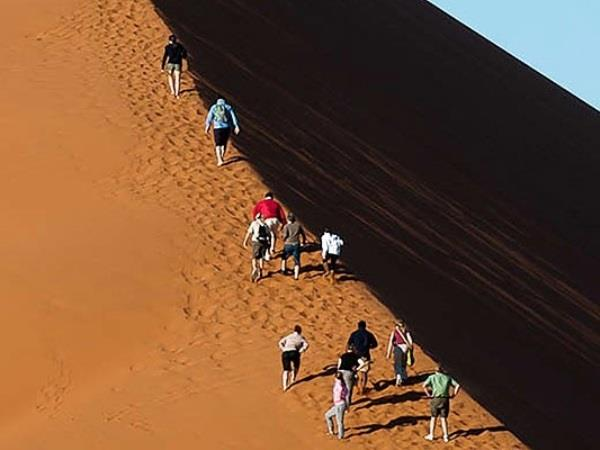 Diverse Namibia vacation