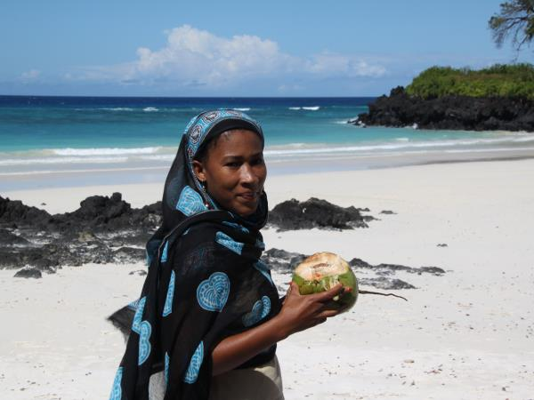 Comoros small group vacation