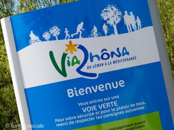 The Via Rhona cycling tour, Vienne to Montélimar