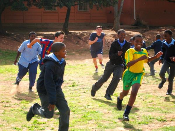 Sports coaching in South Africa