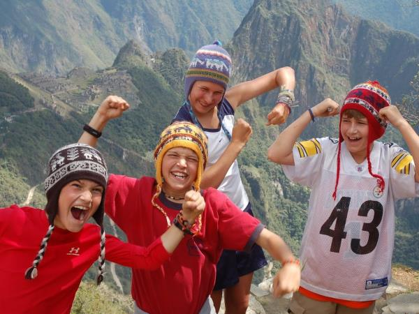 Family vacation in Peru, Andean adventure