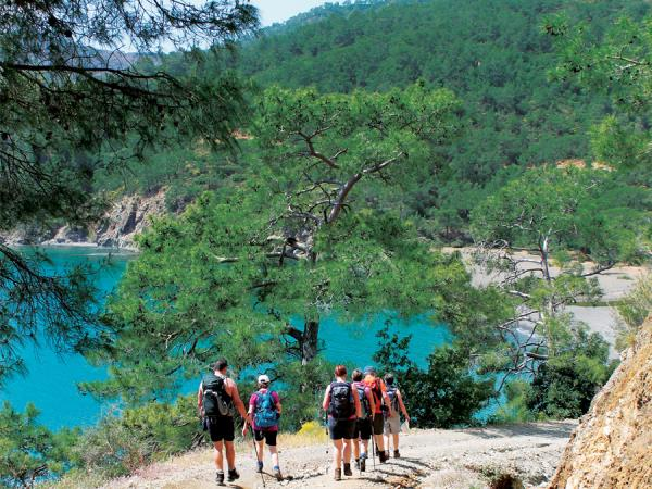 Hiking vacation Turkey, best of the Lycian Way