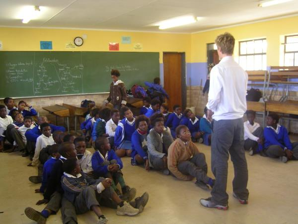 Teaching English in South Africa