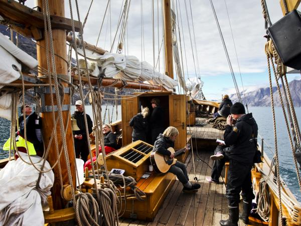 Fjord sailing & hiking vacation, Greenland