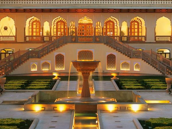 Luxury Golden Triangle vacation in India