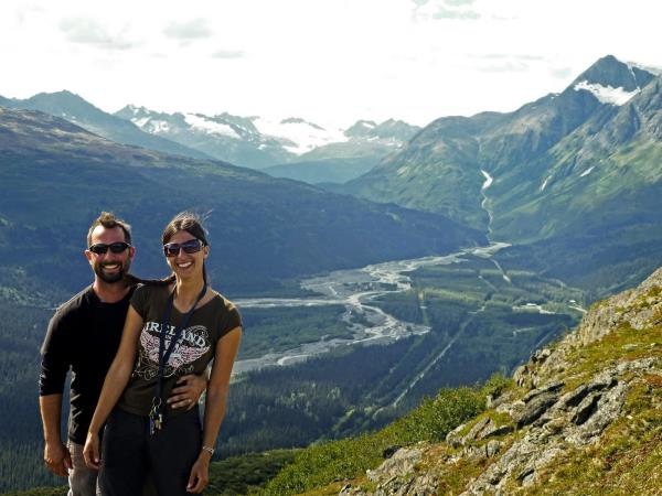 Alaska & Canada adventure holiday, Gold Rush Trail