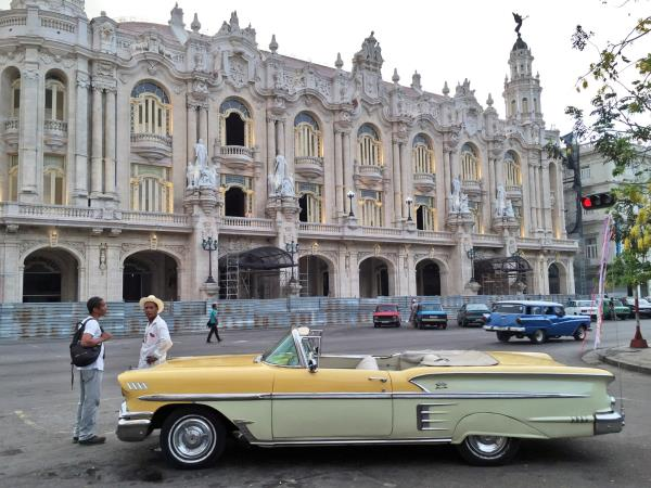 Cuba cultural vacations, 15 days