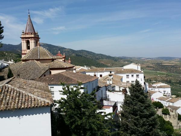 Andalucia self guided walking vacation, twin centered