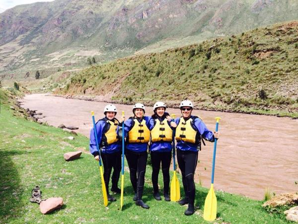 Peru family adventure vacation