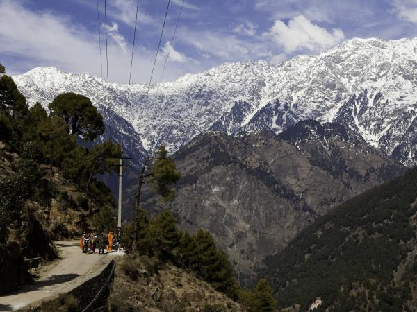 North India vacation, cultural immersion and the himalayas