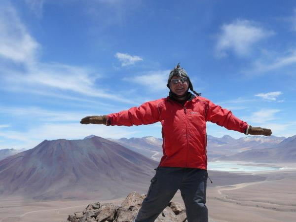 Atacama and Patagonia hiking vacation