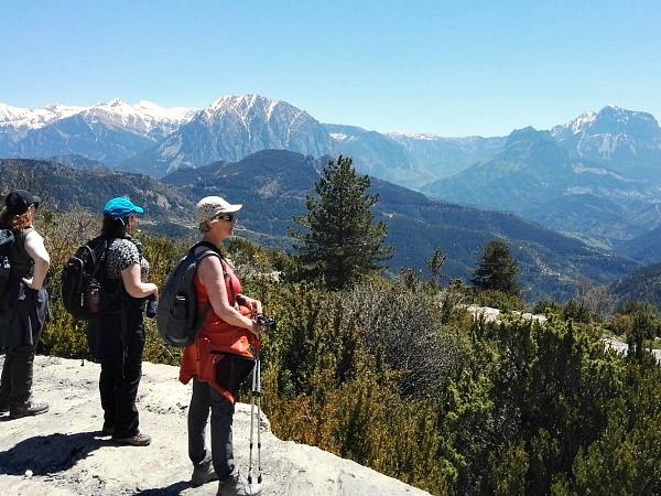 Spanish Pyrenees self guided hiking vacation